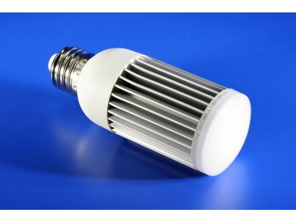 LED žárovka E27 7W - bodová, studená bílá 6000K
