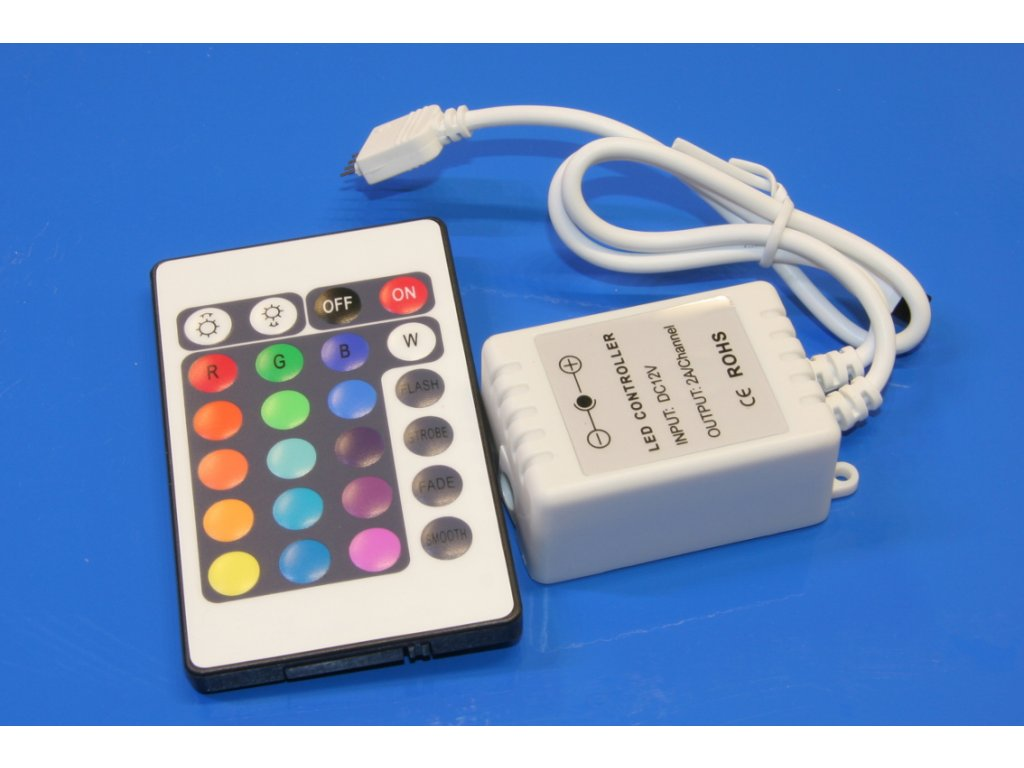 RGB ovladač 6A