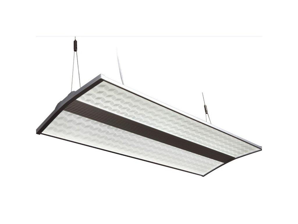 LED závěsné svítidlo CUBE - 60W, 4500lm, 6000K