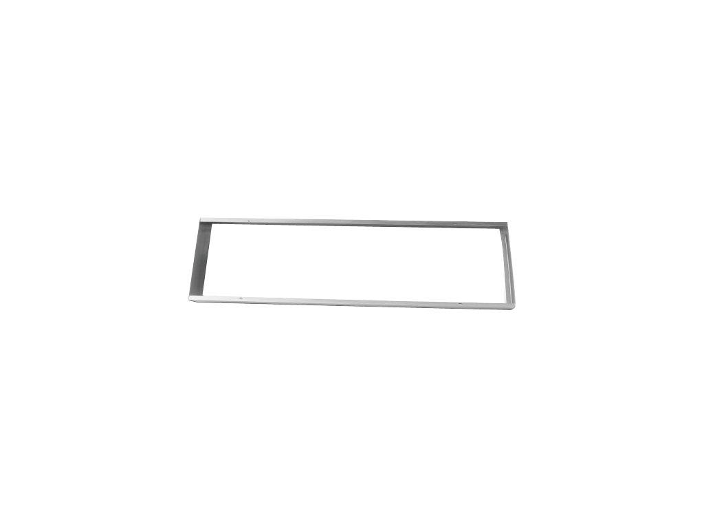 Rámeček hliníkový pro LED panel 295x1195mm