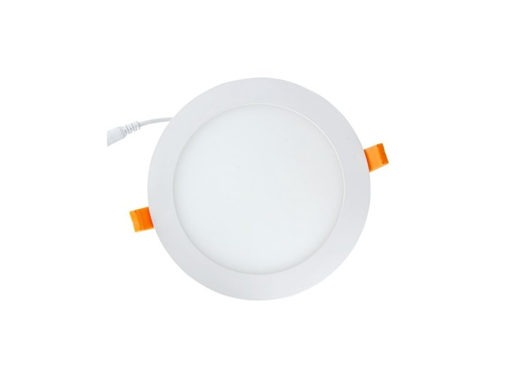 led panel downlight kruhovy 6w