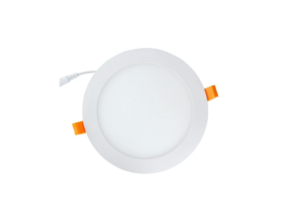 led panel downlight kruhovy 12w