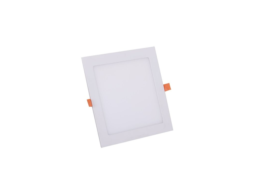 led panel downlight ctvercovy 12w