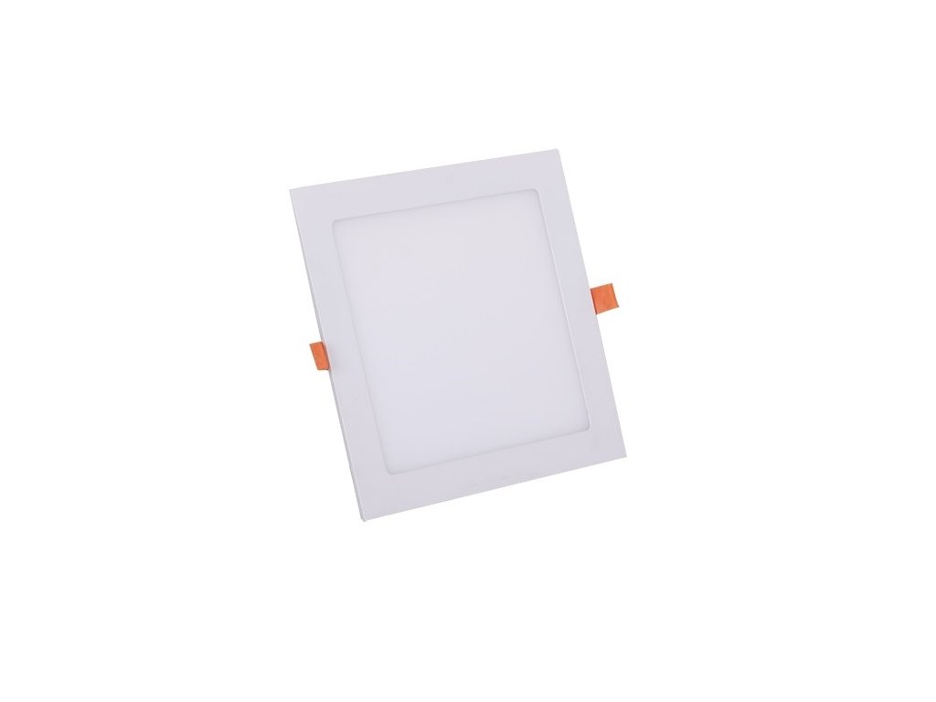 led panel downlight ctvercovy 6w
