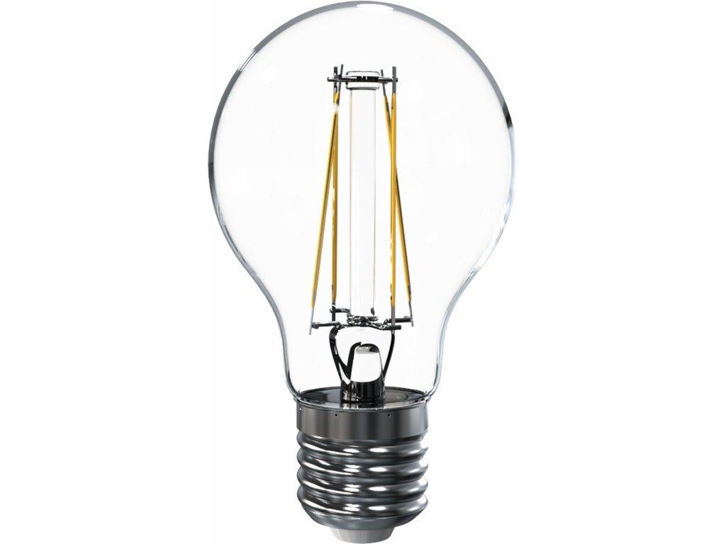 LED žárovka CRYSTAL RETRO BULB, E27, 8W, 230V, 1055lm, 15 000h, 2700K , 360°,stmívatelná