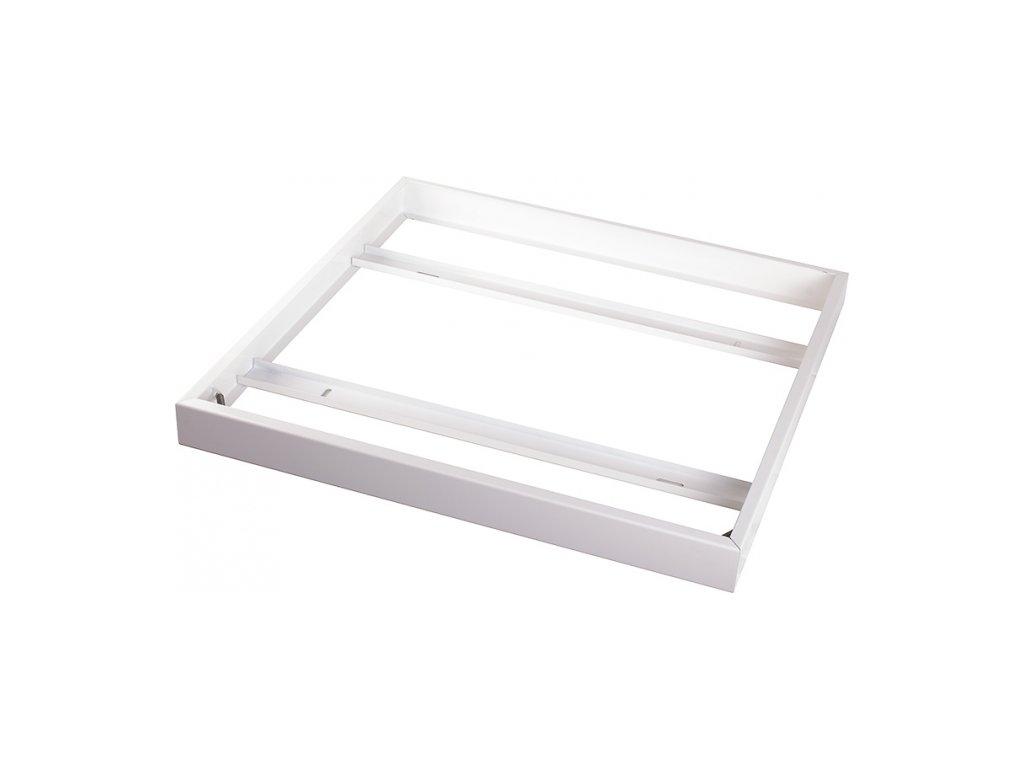 ramecek pro led panel 600x600mm leskla bila (2)