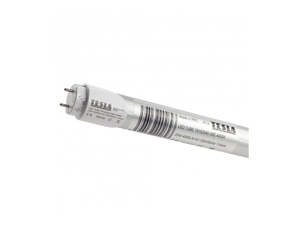 led trubice tesla 25W 150cm 4000lm 4000K