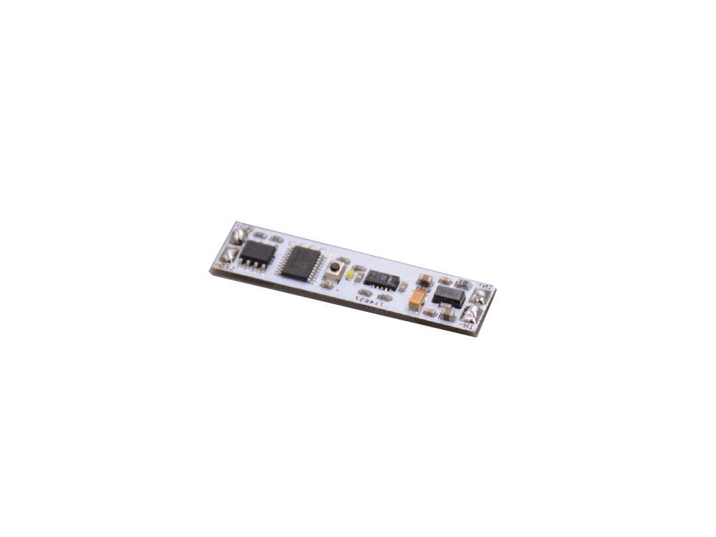 senzor na mavnuti do profilu s mikrotlacitkem