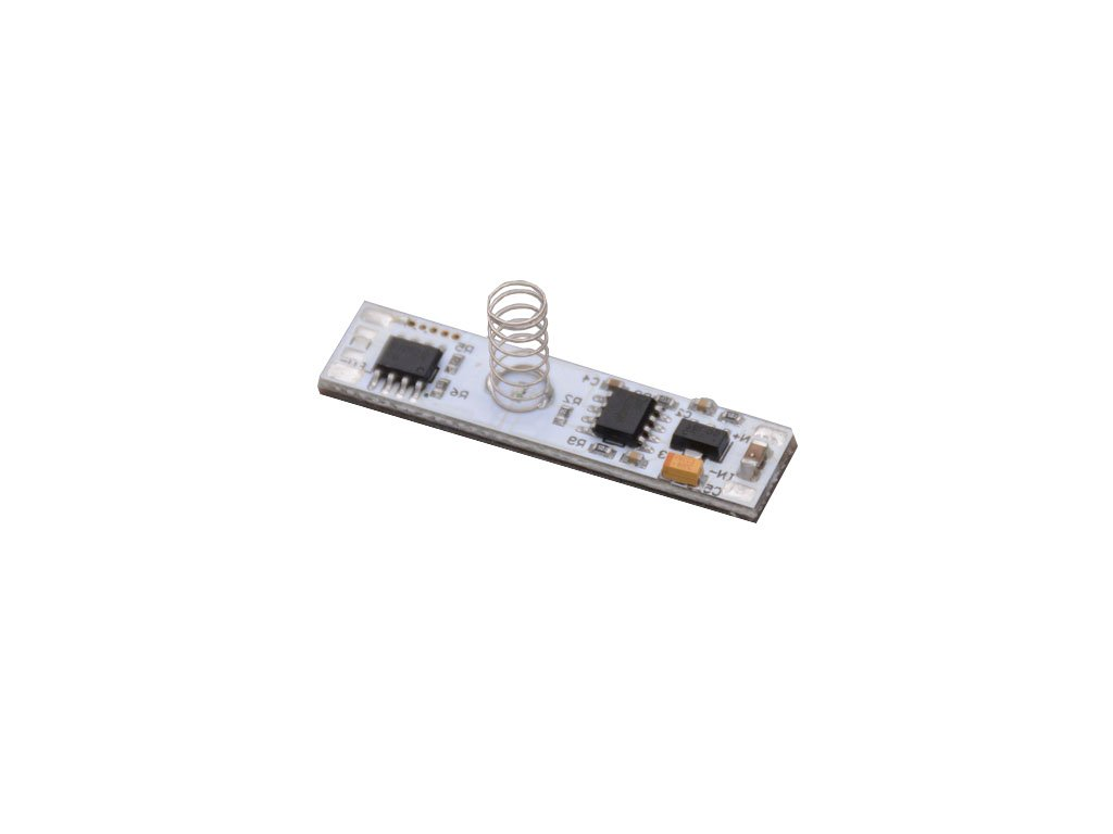 senzor do profilu spruzinou a mikrotlacitkem