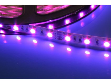 LED pásek samolepící 14,4W/m, IP20 - RGB