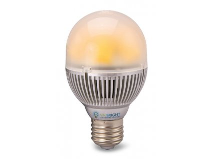 Viribright LED žárovka E27 8W (2800K)