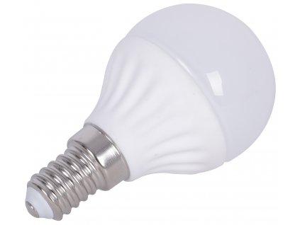 LED žárovka E14, 5W, 390lm, studená bílá (3000-3200K)