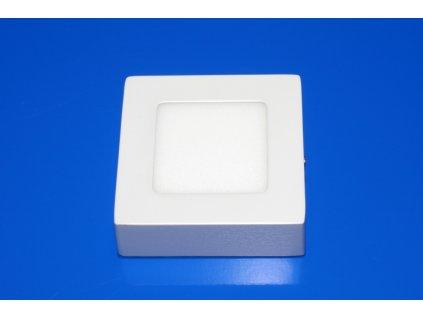 LED panel prisazeny ctvercovy 6W (1)