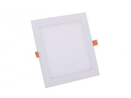 led panel downlight ctvercovy 12w