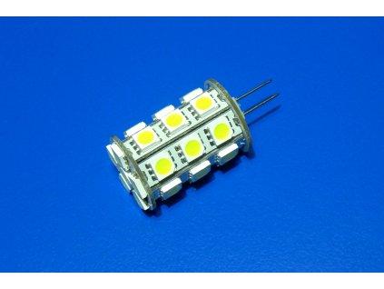 LED žárovka G4, 3,5W, 12V, 300lm, 6000K