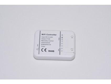 WiFi ovladač pro RGB/WW/CW - 12-24V, 5*4A, iOS/Android