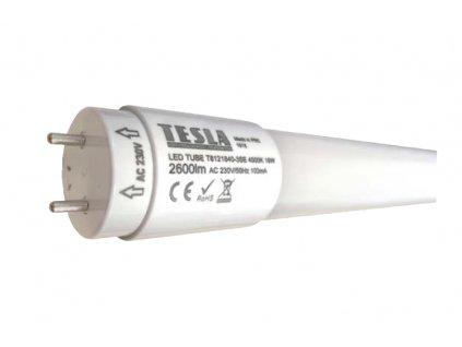led trubice tesla t8 120cm 2600lm