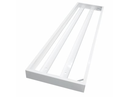 ramecek pro led panel tesla 1200x300mm leskla bila