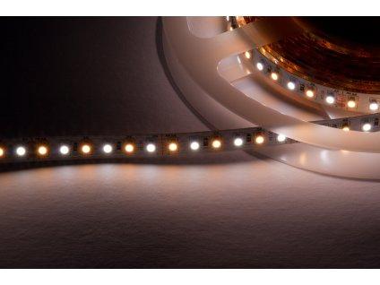 LED pásek samolepící 9,6W/m, IP20, Ra>90, CCT