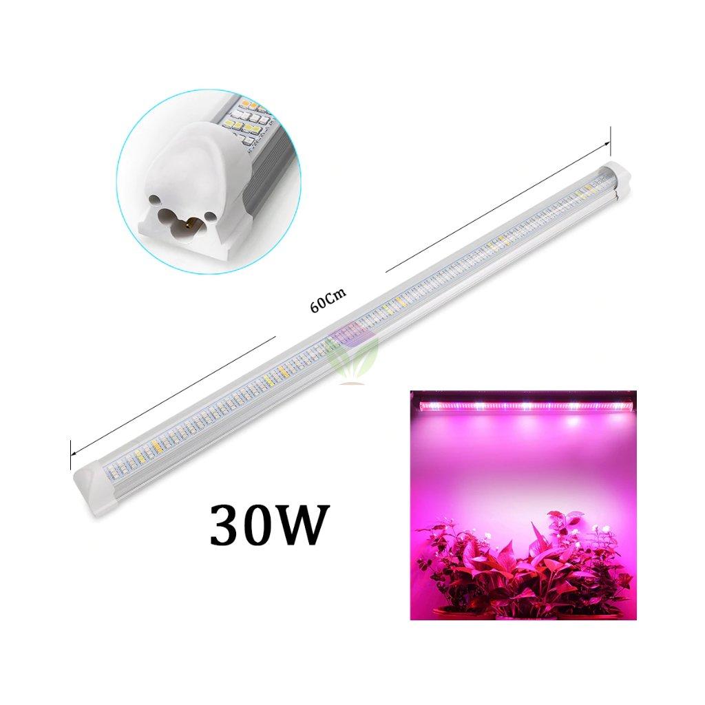 lineární pěstební zářivkové svítidlo 30w 60cm t8