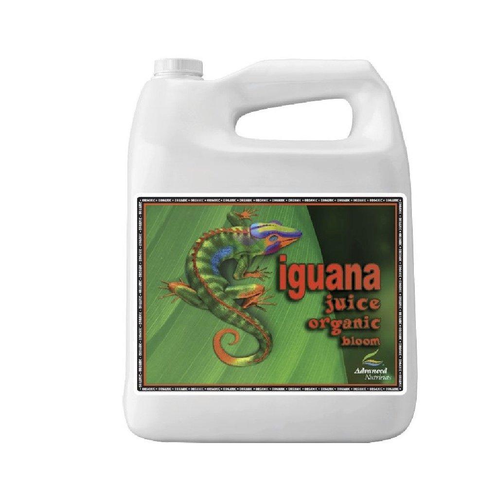 Advanced Nutrients Iguana Juice Organic Bloom OIM (Objem hnojiva 4 l)