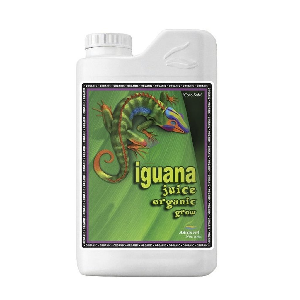 Advanced Nutrients Iguana Juice Organic Grow OIM 4 L