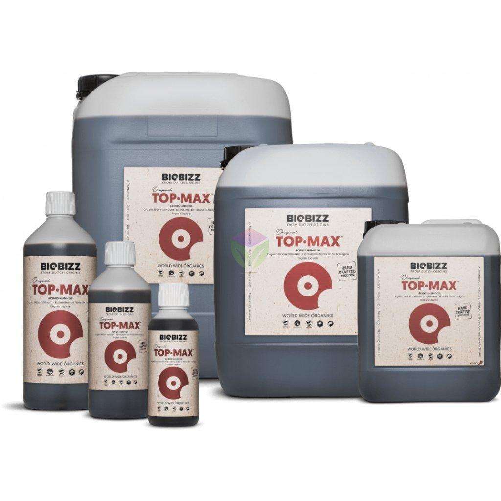 Biobizz topmax hnojivo ledmegrow
