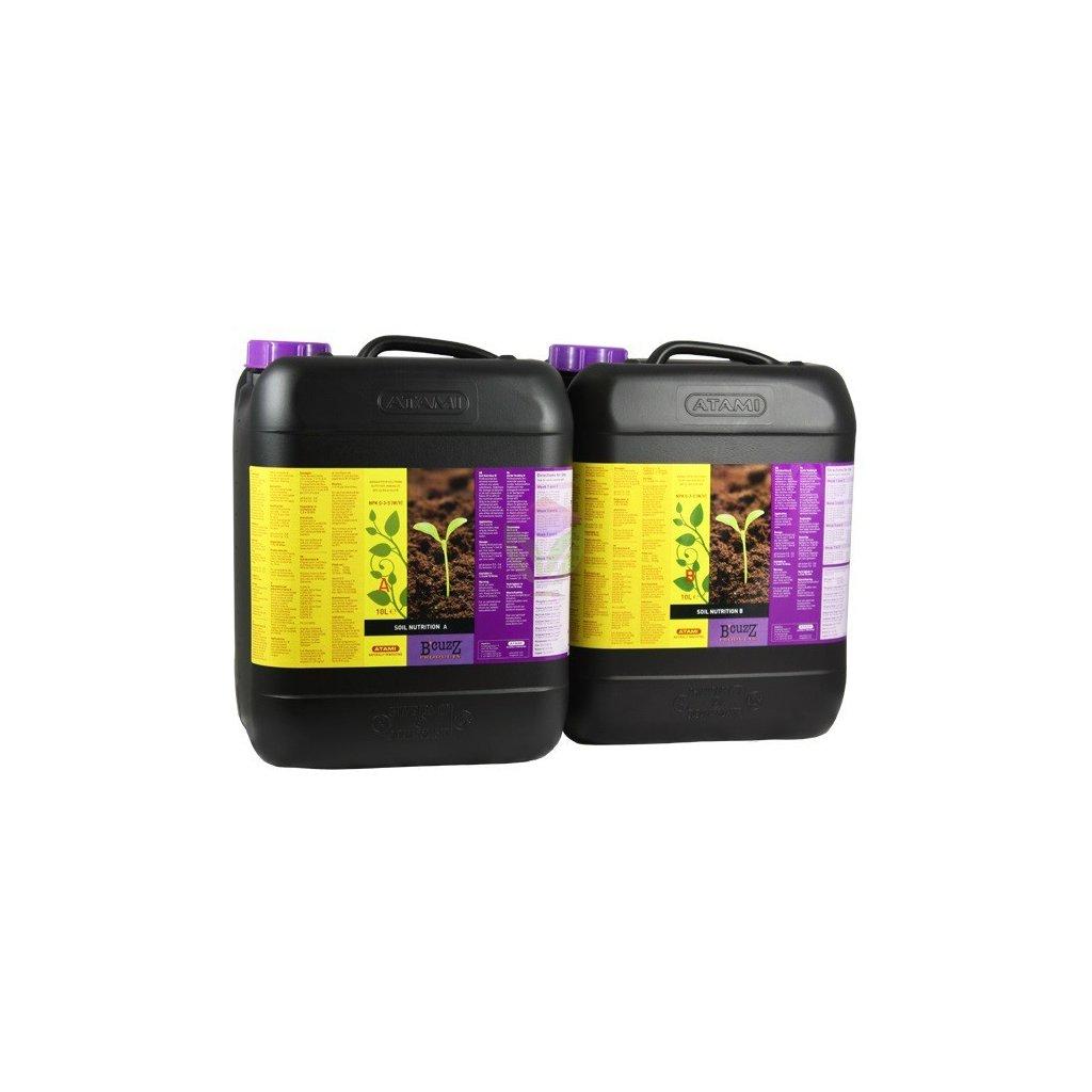 Atami B'cuzz Soil A+B 1L