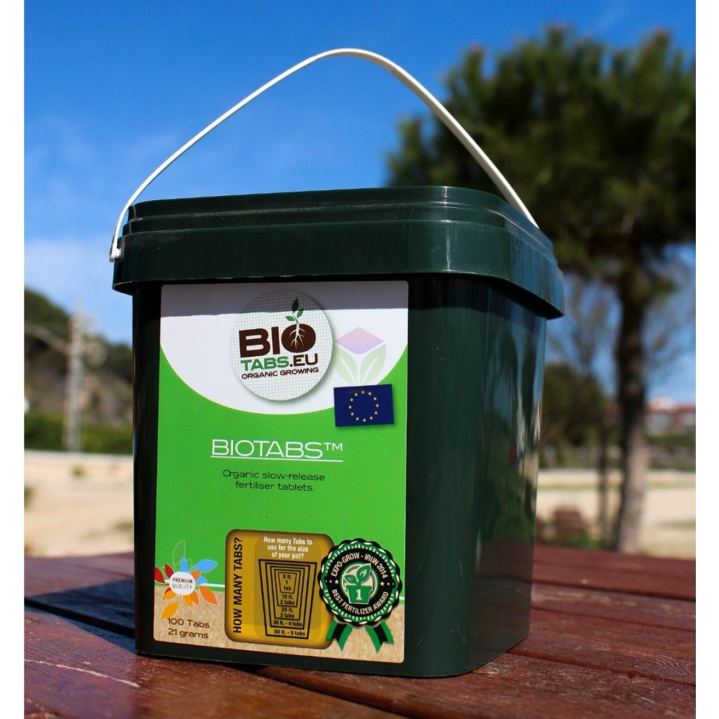 Biotabs Tablety (Objem hnojiva 100 ks)