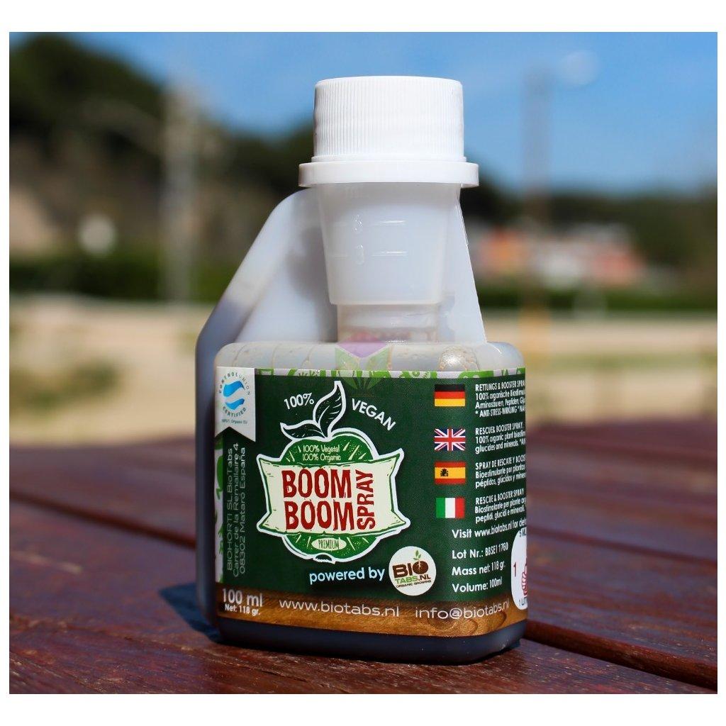Biotabs Boom Boom Spray (Objem hnojiva 100 ml)