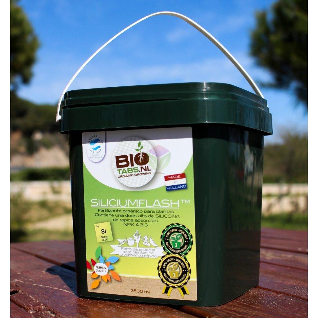 Biotabs Silicium Flash (Objem hnojiva 9 l)