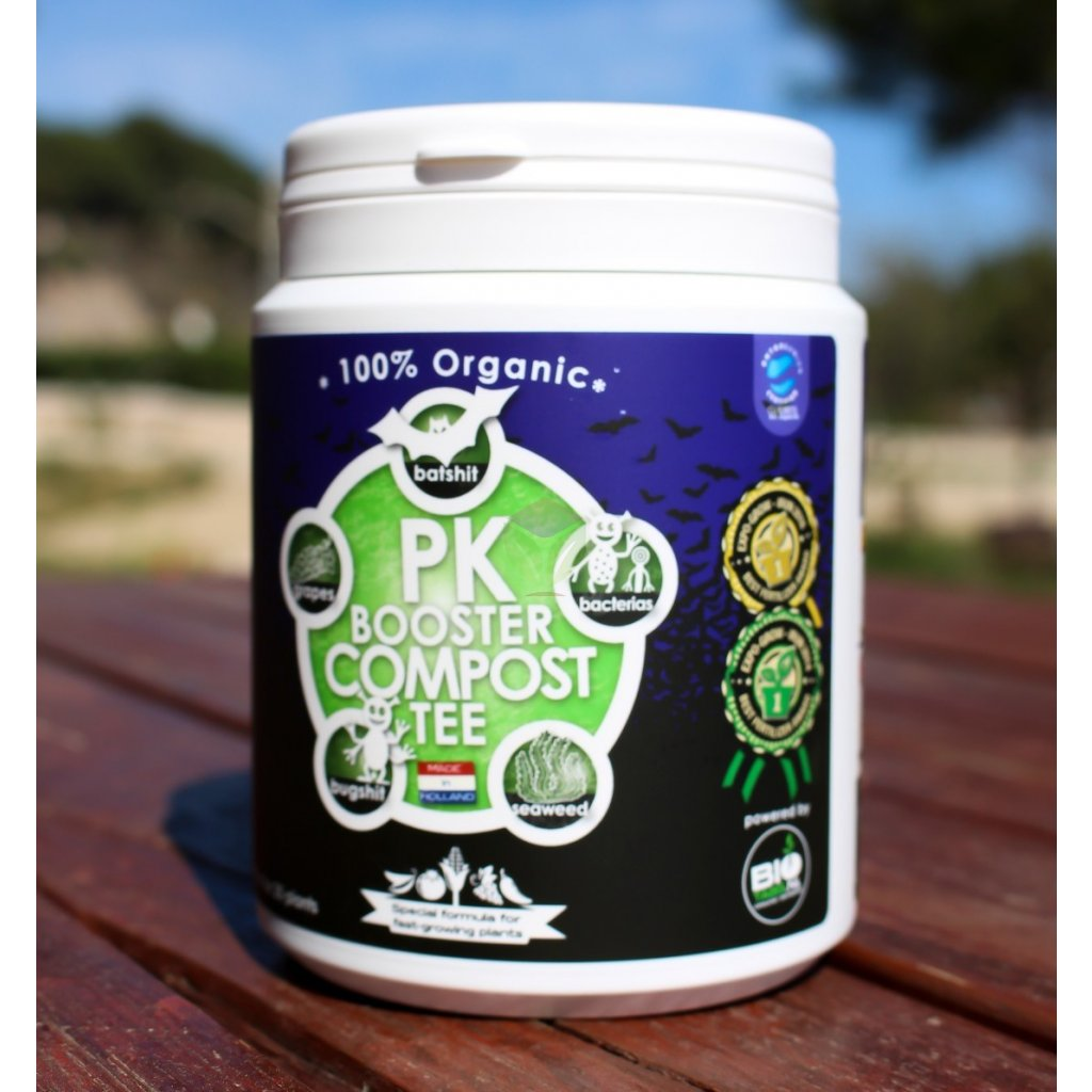 Biotabs PK Booster Compost Tea (Objem hnojiva 750 ml)