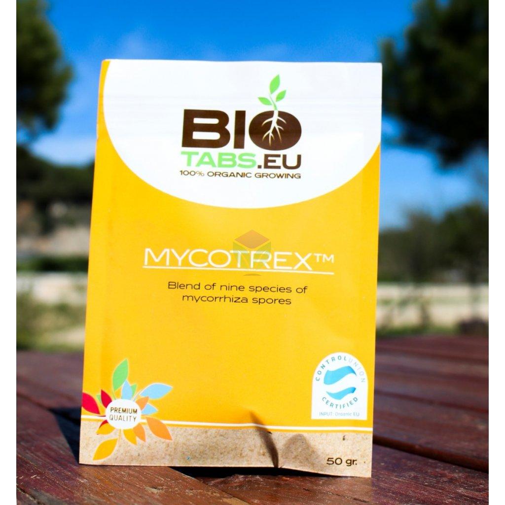 Biotabs Mycotrex (Objem hnojiva 2 Kg)