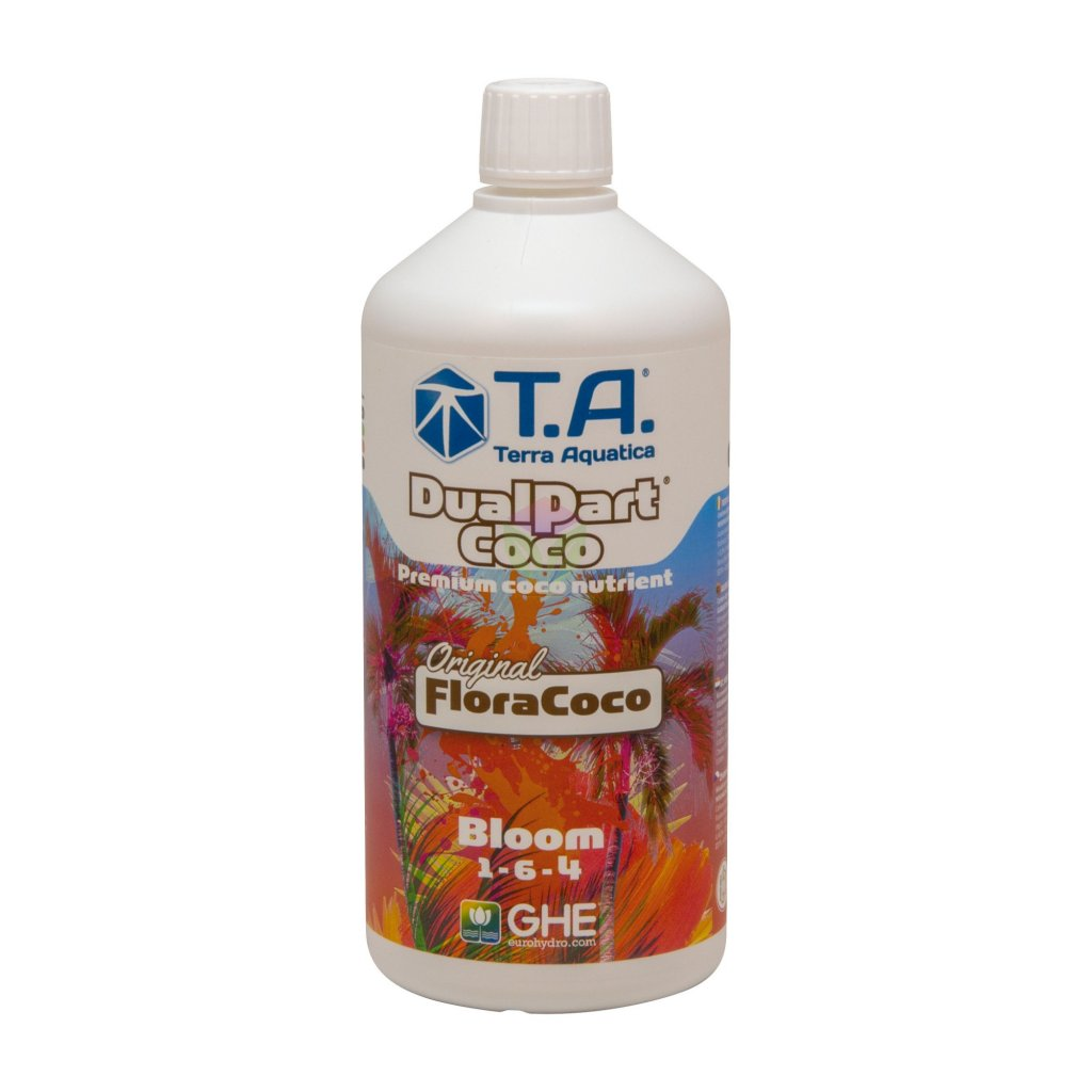 GHE FloraCoco Bloom (DualPart Coco Bloom) (Objem hnojiva 5 l)