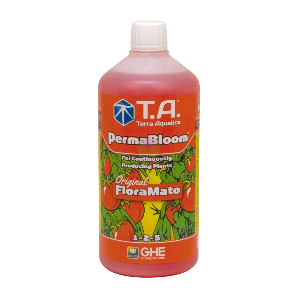 GHE FloraMato (PermaBloom) (Objem hnojiva 5 l)