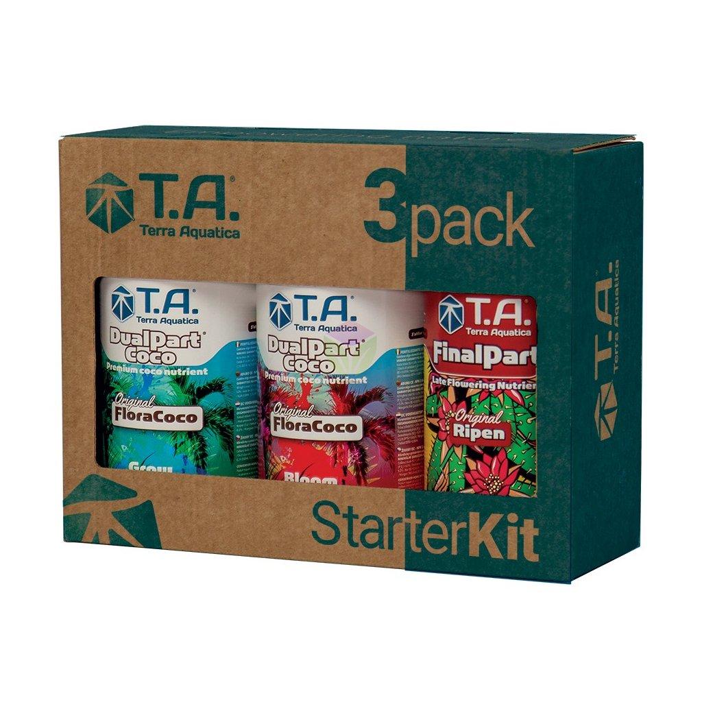 TA 3-Pack DualPart Coco + FinalPart