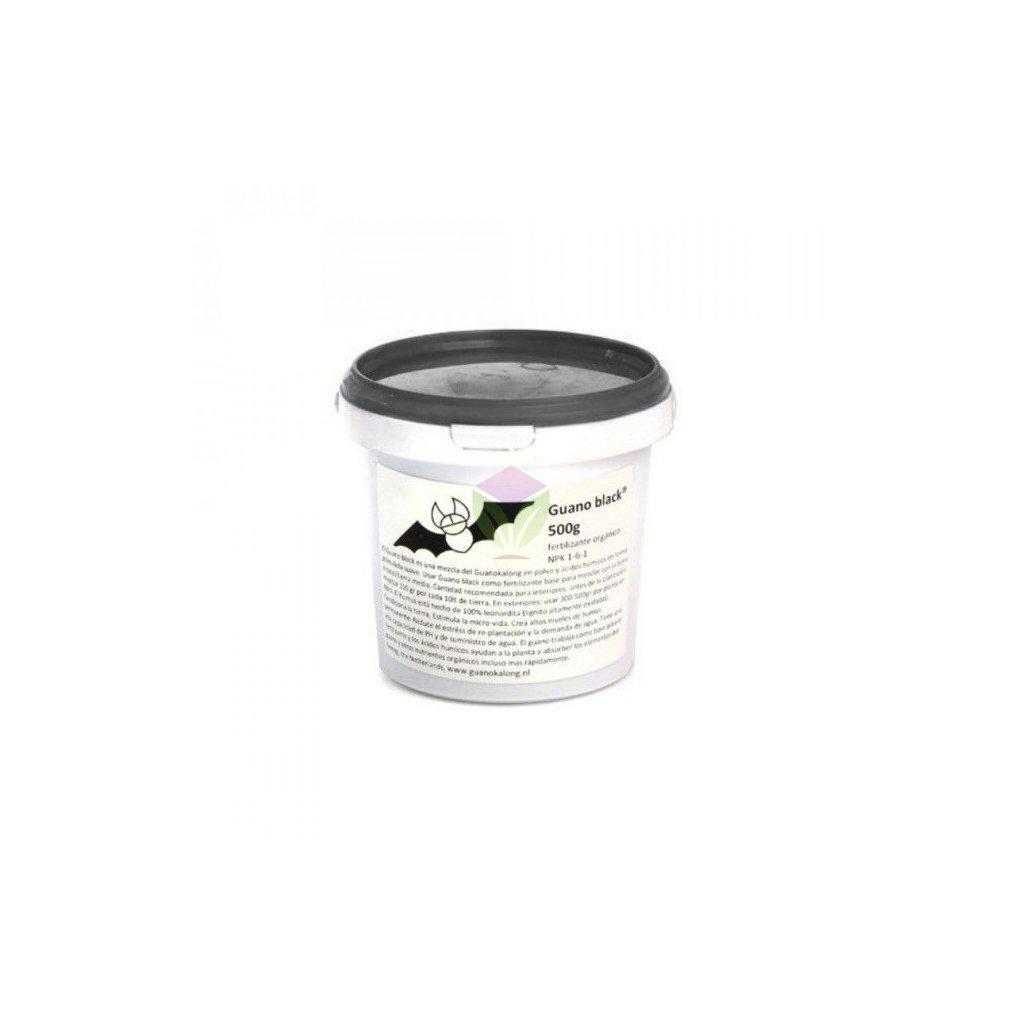 Guano Black (NPK 1-6-1) (Objem hnojiva 5 Kg)