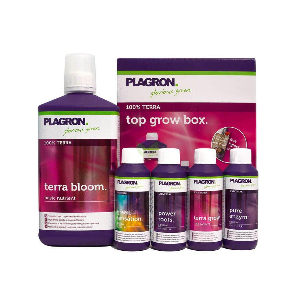 plagron terra top grow box