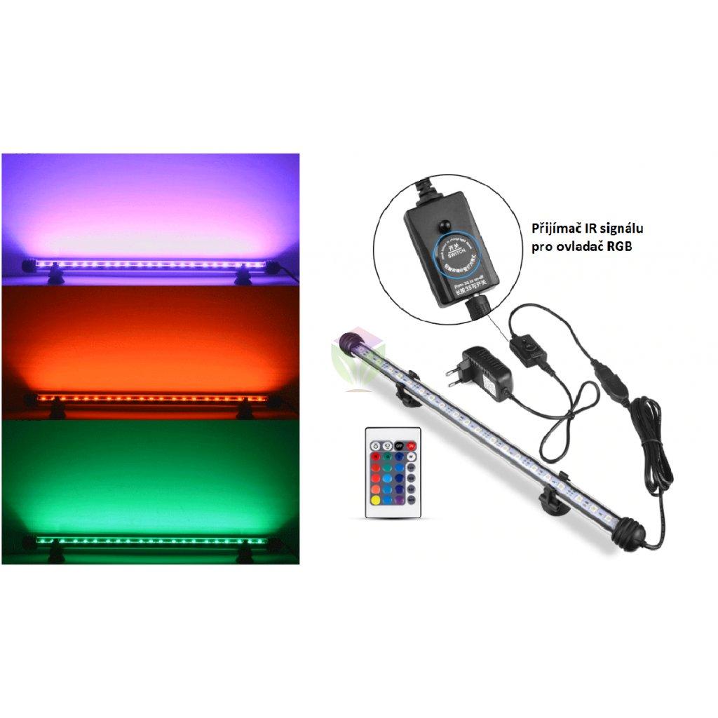 LED světlo do akvaria RGB