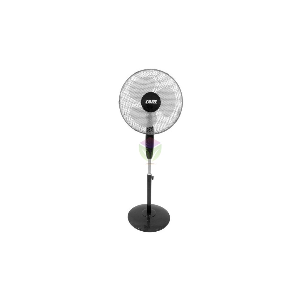 37385 ventilator stojanovy ram 40cm 3 rychlosti