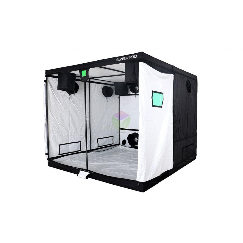 budbox pro grow tent titan plus white 240x240x200 1