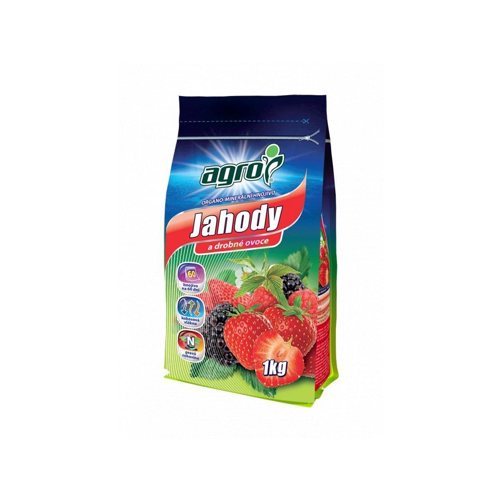hnojivo pro jahody a drobné ovoce