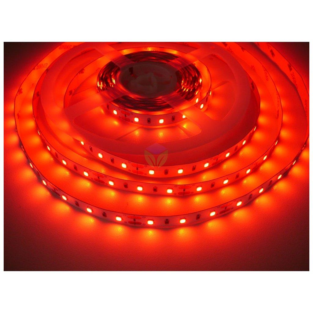 cerveny LED pasek