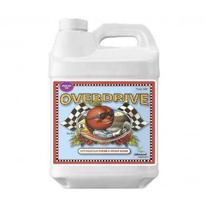 Advanced Nutrients Overdrive (Objem hnojiva 500 ml)