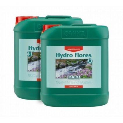 Canna Hydro Flores MV (A+B) (Objem hnojiva 5 l)