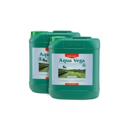 Canna Aqua Vega (A+B) (Objem hnojiva 5 l)