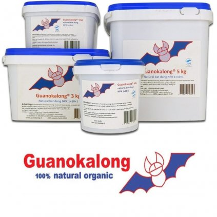 Guanokalong prášek 5 kg
