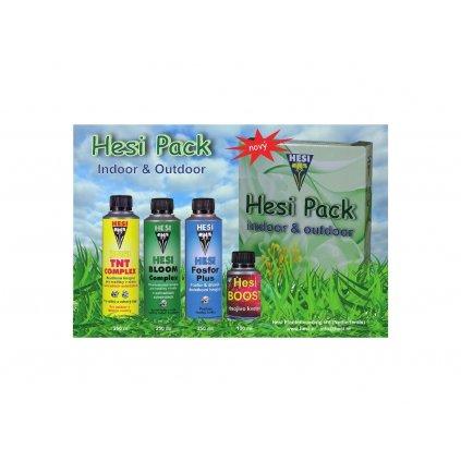 Hesi Pack Soil - celkový objem 850ml