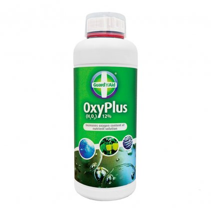 Essentials OxyPlus (H2O2) 12% (Objem hnojiva 250 ml)