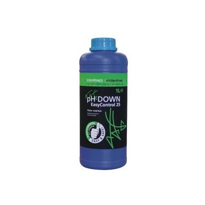 Essentials pH Down Easy Control 25% (Objem hnojiva 250 ml)